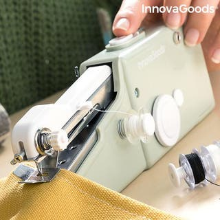 PORTABLE TRAVEL HANDHELD SEWING MACHINESEWKET