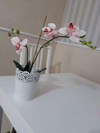 Macetero Ikea Flores Orquídeas