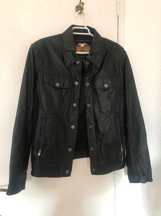 Harley Davidson chaqueta piel 100%
