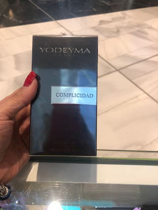 Perfume complicidad yodeyma