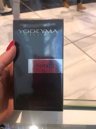 Perfume notion yodeyma