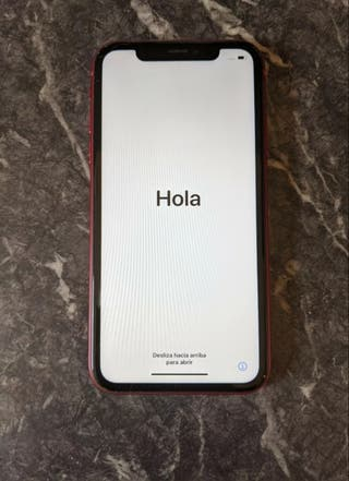 IPhone XR 256GB product RED Vodafone network