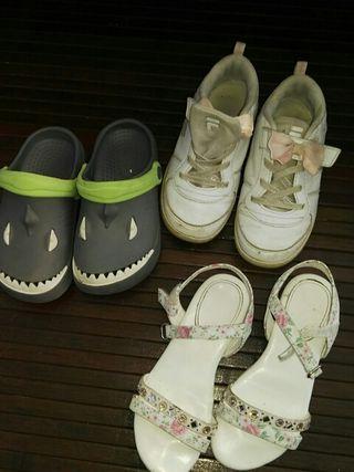 trop. zapatillas y BAMBAS