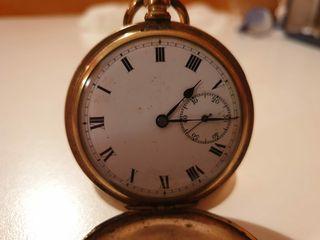 reloj y reloj de bolsillo