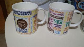 Set de 6 tazas de cafe Nescafe Dolce Gusto