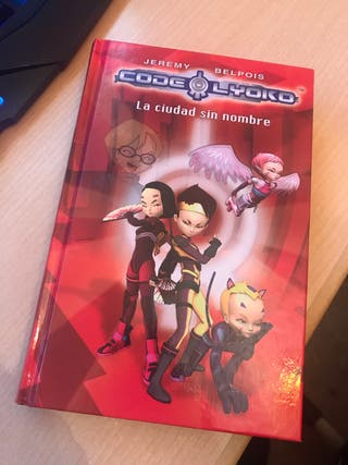 Libro Código Lyoko