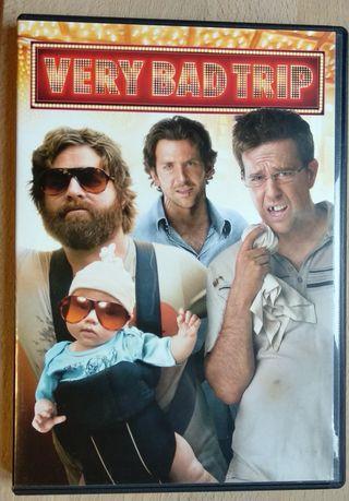 Película Very Bad Trip DVD (Resacón en las Vegas)