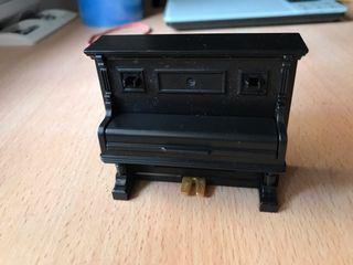 Playmobil piano casa victoriana