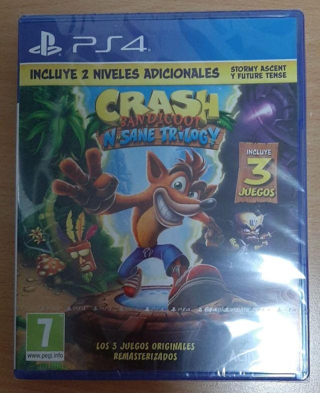 Crash Bandicoot N-Sane Trilogy - PS4