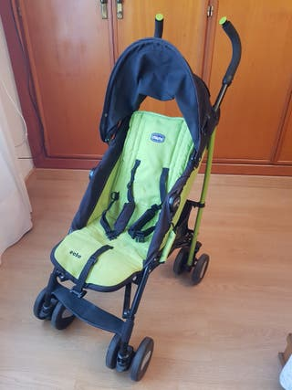 Carrito infantil marca Chicco