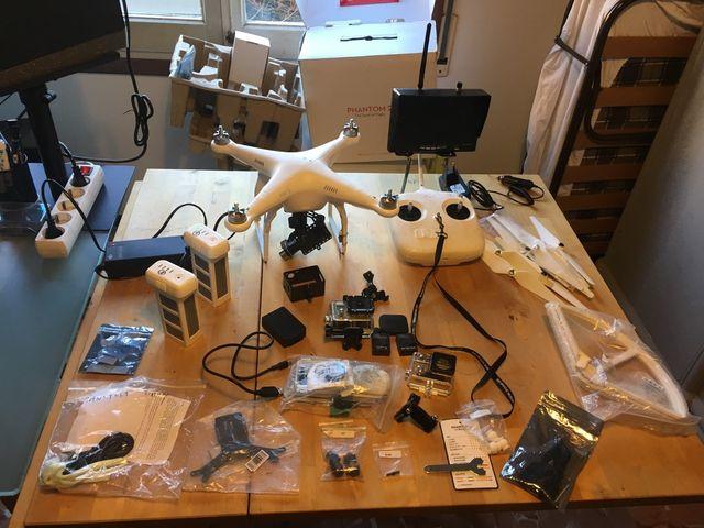 Dron Phantom DJI 2 Profesional