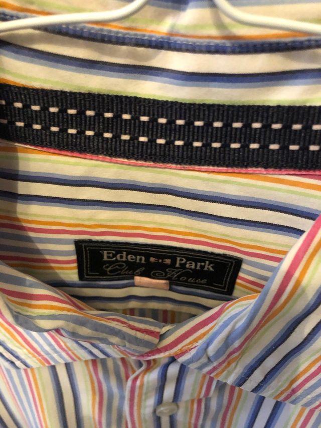 Eden Park shirt, size S/M