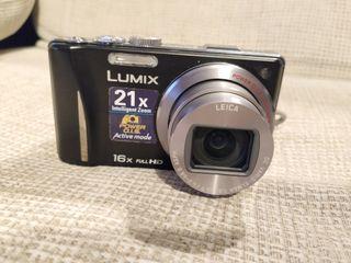 cámara fotos Panasonic Lumix TZ20