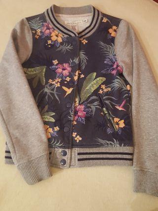 chaqueta algodon