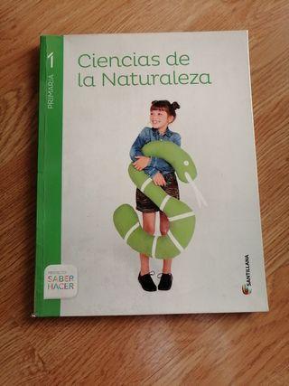 Libro de Ciencias de la Naturaleza 1