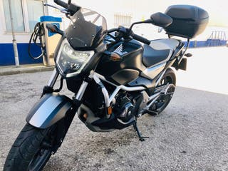 Honda NC750S DCT special edition