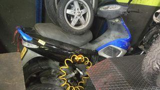Piezas de moto Gilera RUNNER 50 1999-2002