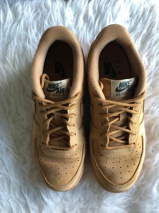 air force 1 camel