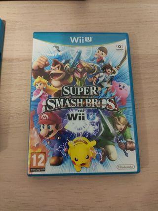 Wii U completa + accesorios