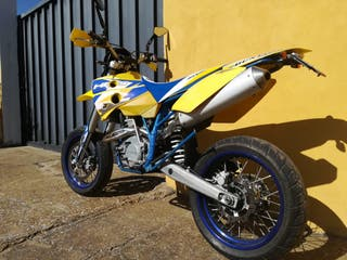 Husaberg 501 supermotard
