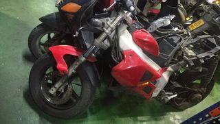 Piezas de moto Gilera DNA 50 2001-2004