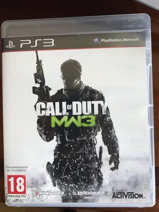 Call Of duty MW3 de PS3