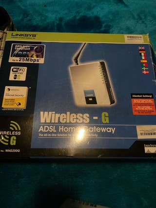 Router wireless G