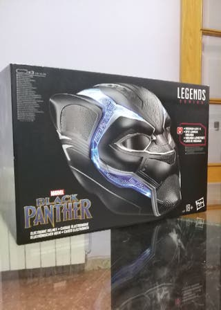 MARVEL LEGENDS : Black Panther (Casco)