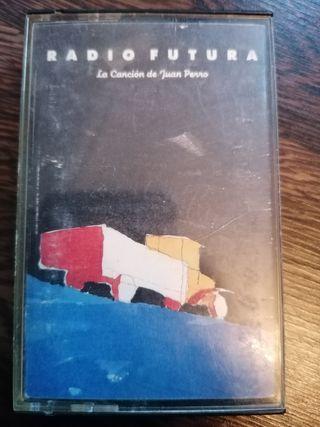 Cinta Cassette Radio Futura