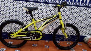 "Bicicleta BH California 18"" infantil"