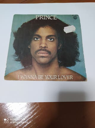 PRINCE. I wanna be your love..