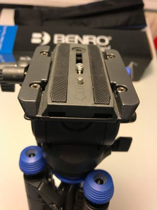 Tripode Benro Aero 4