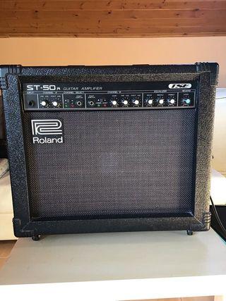 Amplificador de guitarra 50w Roland ST_50 R