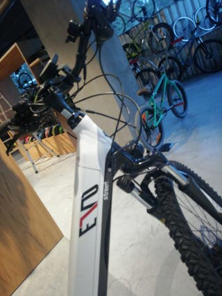 bicicleta eléctrica bh