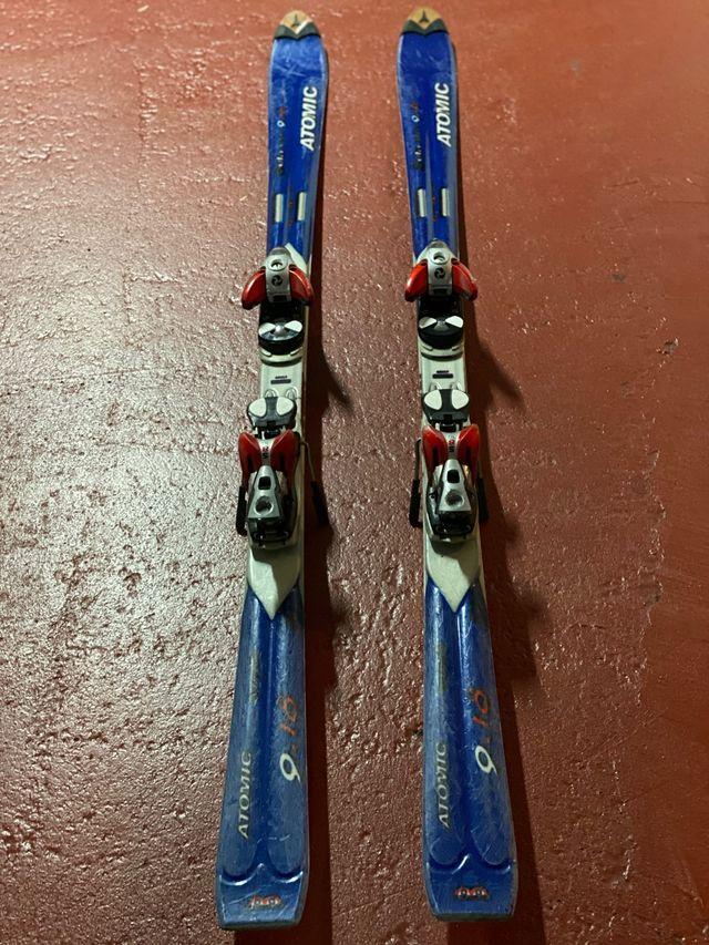Esquís Atomic 9.18