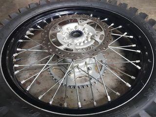 ruedas Suzuki rmz kxf Kawasaki