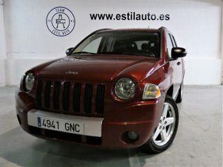 Jeep Compass 2.0CRD 140cv Limited