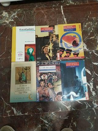 libros en valenciano, literatura juvenil