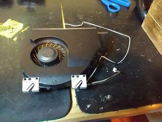 ventilador PS3 Súper Slim