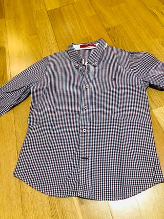 Camisa de niño CAROLINA Herrera T4