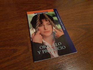 libro bilingue inglés español orgullo y prejuicio