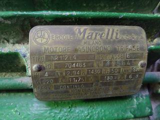 Extractor/ventilador industrial