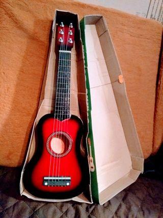 guitarra nueva niños