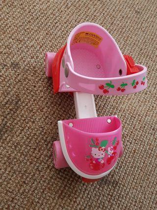 patines niña ajustables 8