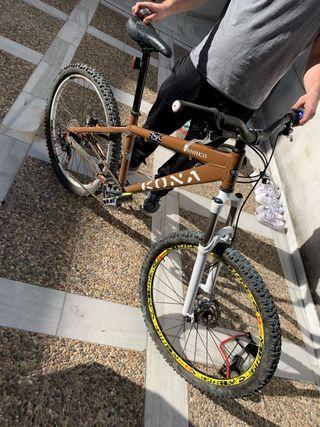 Bicicleta kona sherd