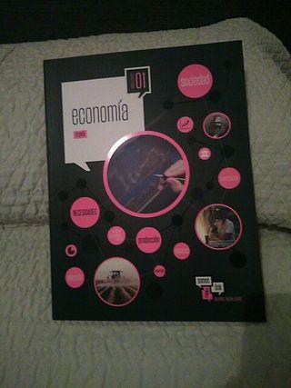 Libro de economía ( TEORÍA) 1 bachillerato
