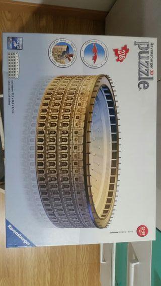 puzzle 3D Coliseo