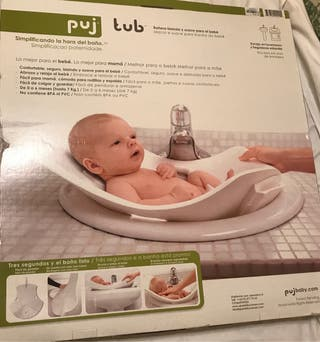 Reductor de baño para bebé