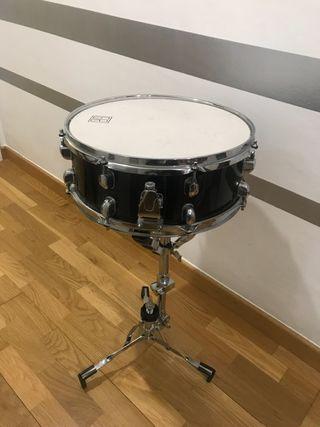 Caja tambor con soporte Perkuss