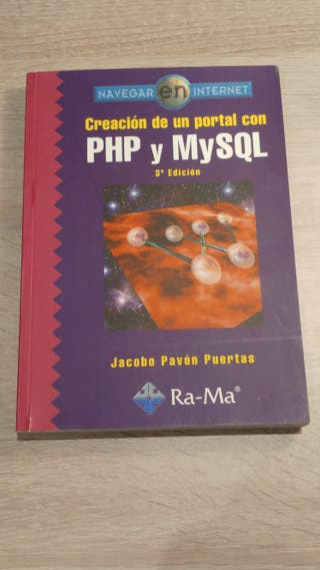 Libro Creación de un portal con PHP y MySQL